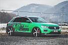 Automotive VW T-Roc Tuning mit Luftfahrwerk und Dotz-Felgen