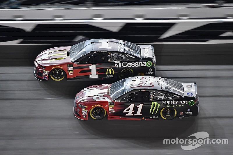 Kurt Busch ve Monster Energy, Stewart-Haas Racing'den ayrılıyor
