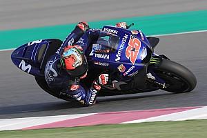 MotoGP Test Test Qatar, Giorno 1: Yamaha rialza la testa con Vinales, ma Dovi è vicino