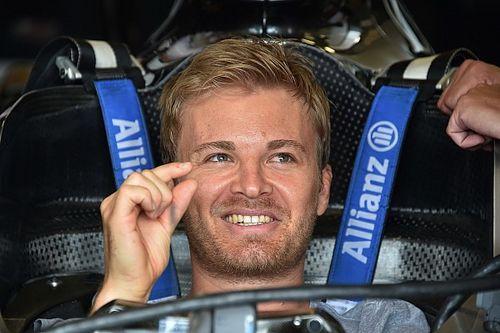 Rosberg: La F1 sera forcée de passer à l'électrique ou à l'hydrogène