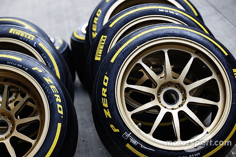 Pirelli faces competition for F1 tyre supply deal