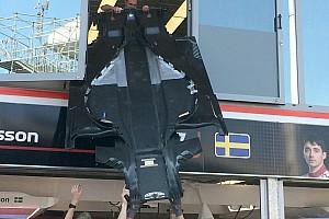 Формула 1 Избранное Гран При Монако: шпионские фото технических новинок. Часть 2
