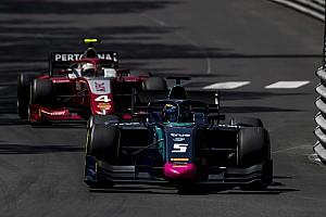 FIA F2 Ultime notizie Albon penalizzato di 5 posizioni in griglia per la Sprint Race