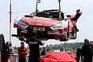 DTM René Rast dimesso dall'ospedale, ma non correrà Gara 2