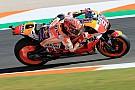 Valencia MotoGP Isınma seansı: Marquez liderliği bırakmadı