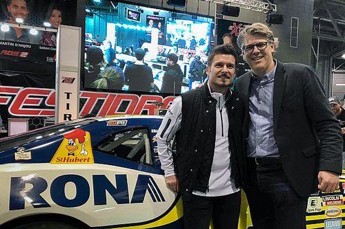 Alex Tagliani and 22 Racing unveil new sponsor