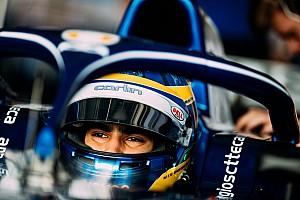 FIA F2 Prove libere Sette Camara e Luca Ghiotto subito al top nelle Libere di Baku