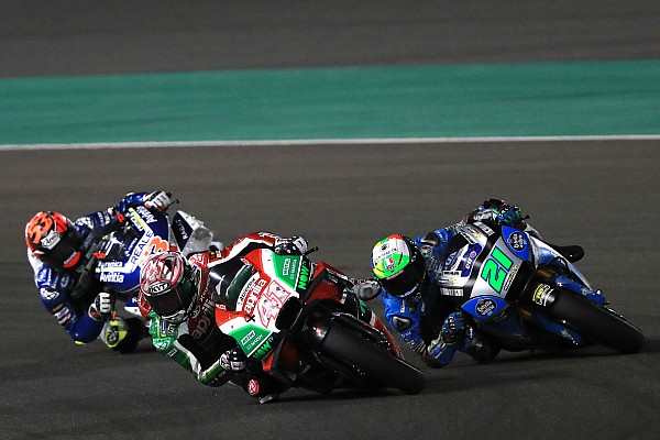 MotoGP Reaktion Aleix Espargaro zeigt Aprilia-Potenzial und rollt ohne Sprit aus