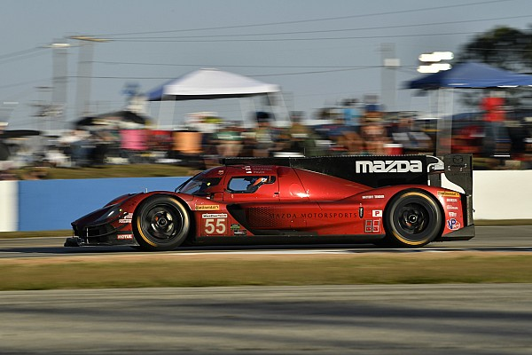 Pigot to sub for Tincknell in Mazda at Mid-Ohio