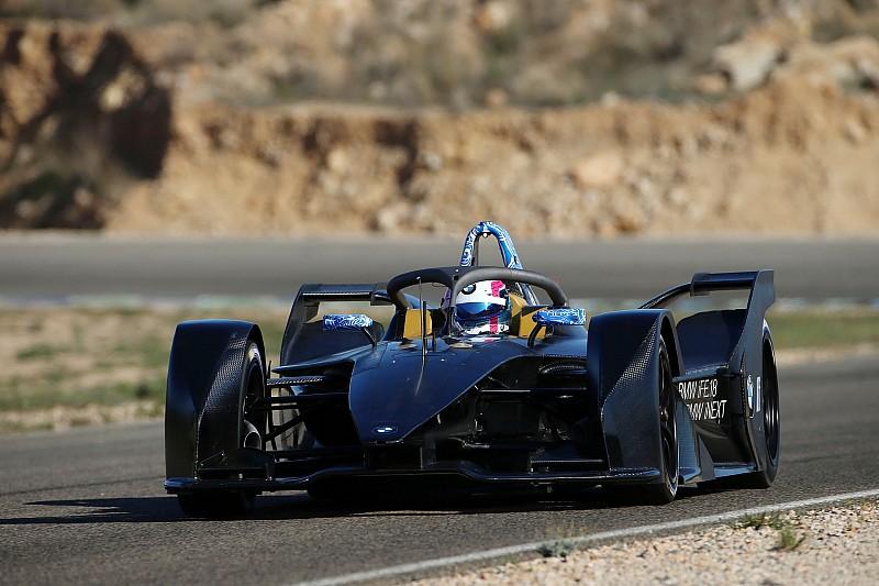 Formel E Saison 5: