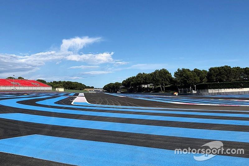 Paul Ricard tendrá dos zonas de DRS para dar más emoción al GP de Francia