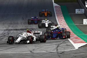 Formule 1 Actualités Gasly craint de voir Sauber dépasser Toro Rosso grâce à Ferrari