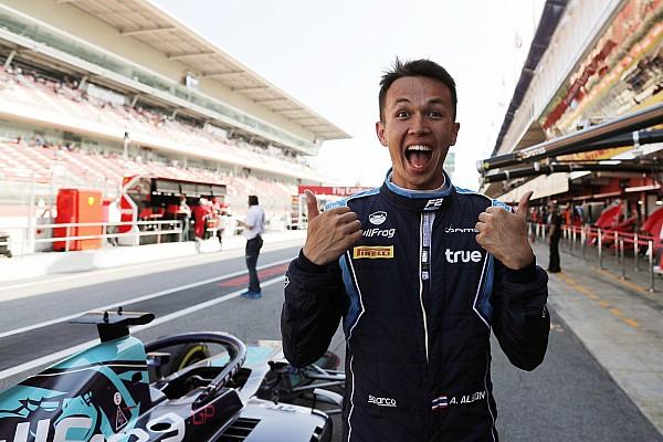 FIA F2 Actualités Leclerc :