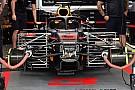 GALERÍA TÉNICA: las últimas actualizaciones en los F1 parte II