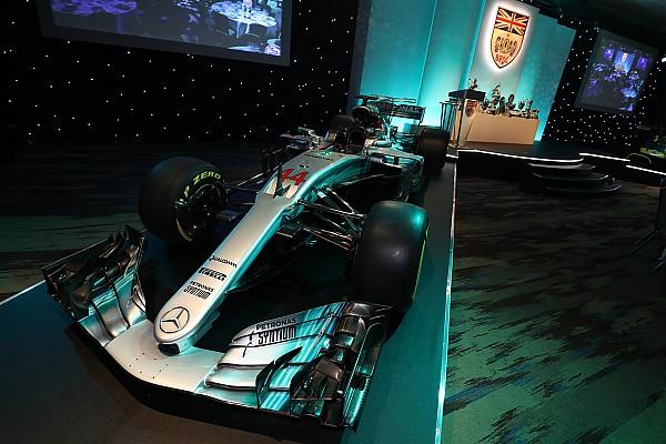 Общая информация Новость Британский клуб: фото с церемонии BRDC Awards 2017 года