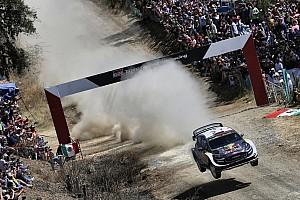 WRC Leg звіт Ралі Мексика: Ож'є познущався з конкурентів