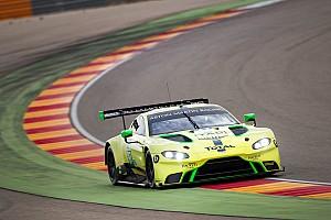 WEC Actualités La nouvelle Aston Martin Vantage dépasse les 20'000 km