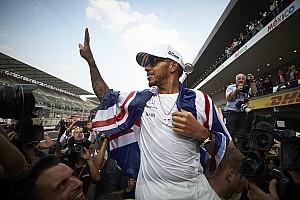 F1 Artículo especial 'Lewis Hamilton, el triunfo de la cultura popular', por Jacobo Vega