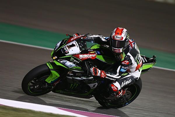 Rea sorpassa Bayliss e la Kawasaki espugna Losail in Gara 1