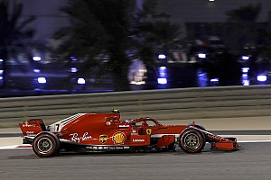 F1 练习赛报告 巴林大奖赛FP2:法拉利占据前二,莱科宁最快但或遭处罚