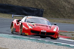 GT-Masters News Warum Luca Ludwig plötzlich Ferrari fährt