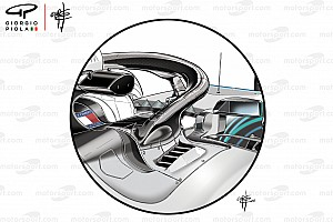 Formula 1 Analysis How Mercedes is dealing with cooling headaches
