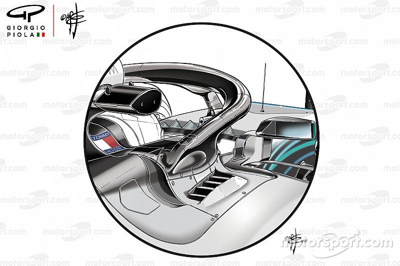 Motorda ısınma sorunu yaşayan Mercedes, Bahreyn'de ne yapacak?