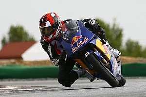 Other bike Interview Choudhary relishes Rookies Cup selection event experience