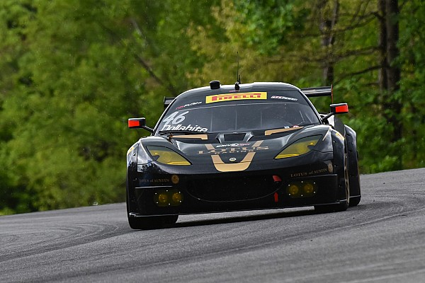 Dollahite fails post-race inspection, handing GTS win to James and Panoz