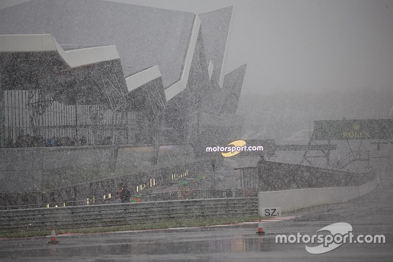 Silverstone WEC: Third practice cancelled by snow