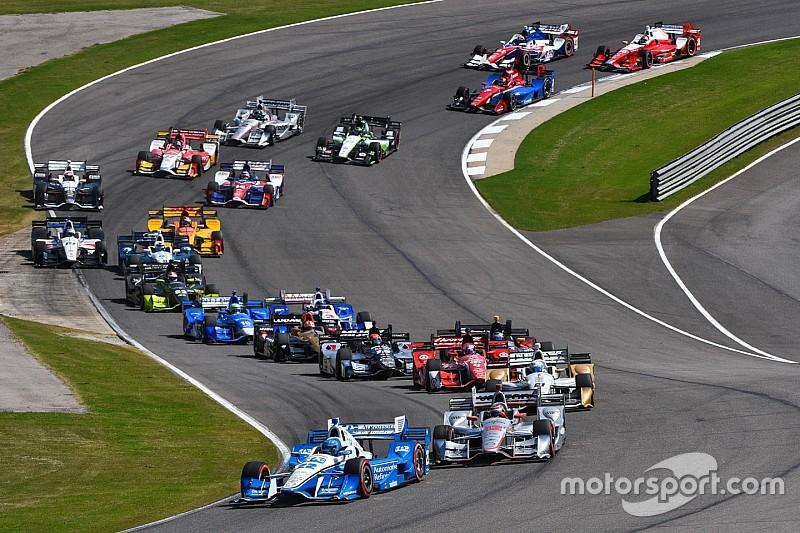 IndyCar опублікував календар на сезон 2017 року