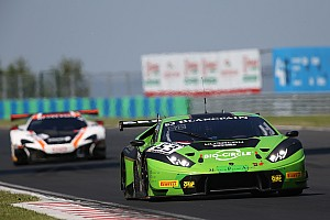 Blancpain Sprint Qualifying report Barcelona: Perera on pole, Ide best of the title contenders