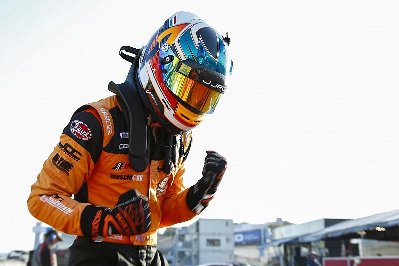 Driver column: Versteeg revels in first street race