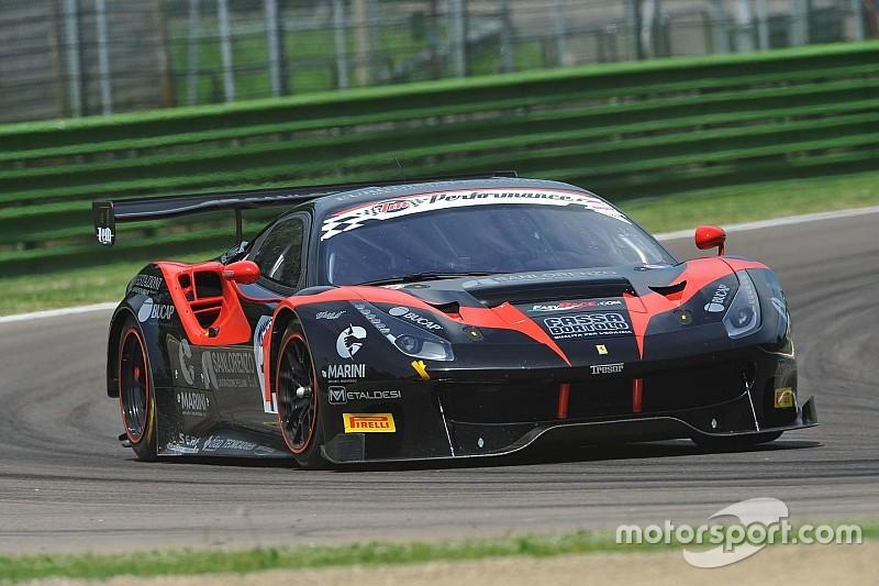 Niccolò Schirò torna nel Tricolore GT con la Easy Race
