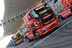 Other truck Qualifying report Chand and Collett secure Tata Prima pole