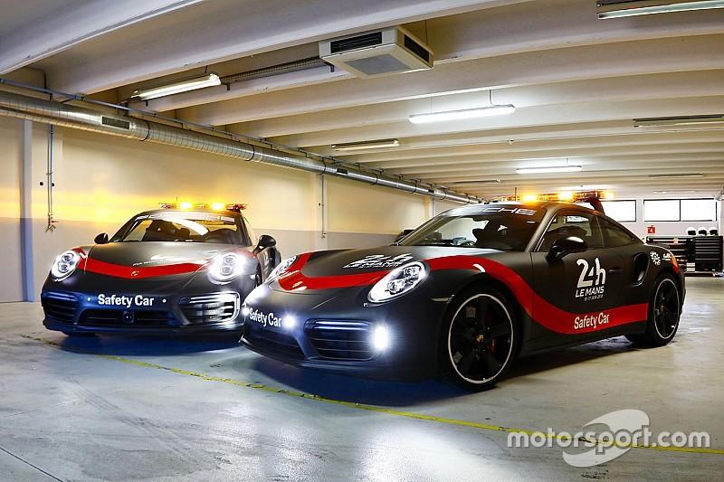 Dit Is De Nieuwe Safety Car Voor Wec En Le Mans Wec Nieuws