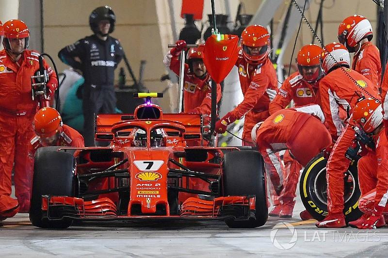 """La F1 doit """"réfléchir sérieusement"""" aux unsafe releases"""