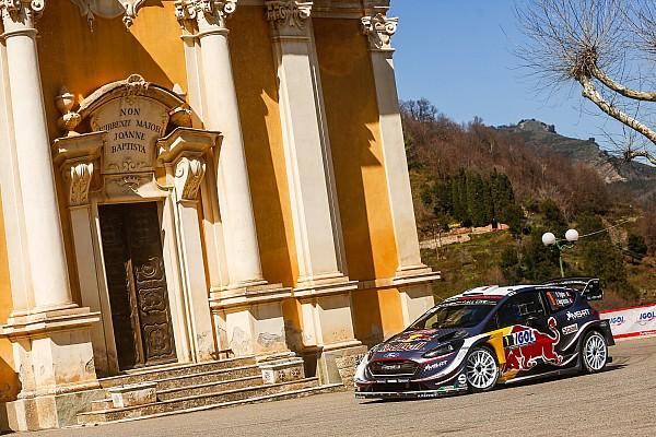 WRCフランス:2日目もオジェが首位堅持。ラトバラ&ミーク、クラッシュ