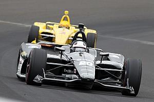 IndyCar Réactions Carpenter regrette d'avoir joué la consommation pendant l'Indy 500