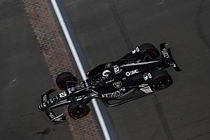 IndyCar Отчет о квалификации Карпентер выиграл квалификацию Indy 500, Даника Патрик седьмая