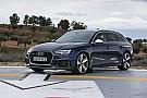 Prueba Audi RS 4 avant 2018: un deportivo familiar sin fronteras