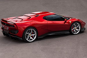 Bildergalerie: Ferrari SP38