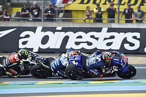 MotoGP Son dakika Vinales: Kaza yapıp yapmamak umurumda değildi