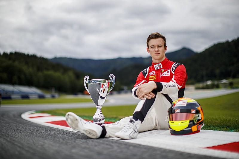 GP3 у Шпільберзі: переконлива перемога юніора Ferrari