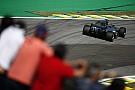 F1 La mejora del ritmo del Mercedes fue
