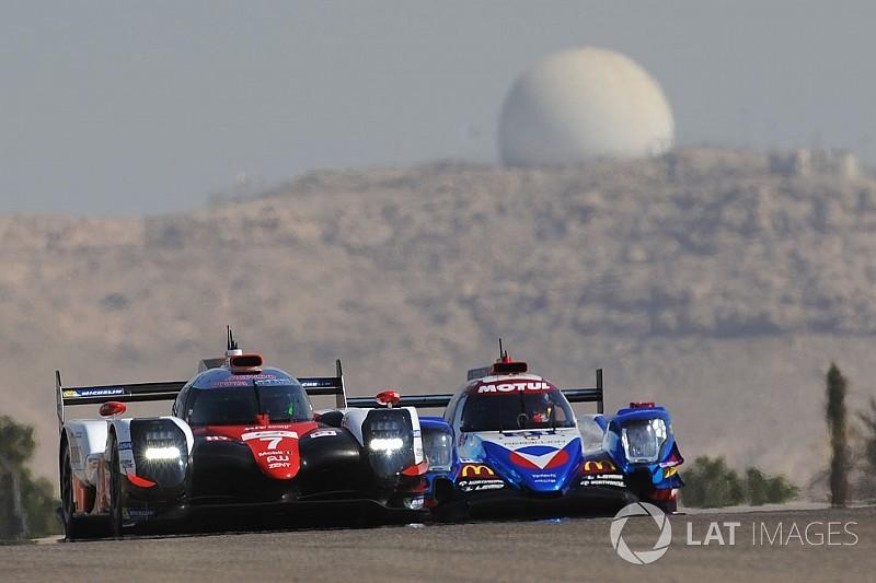 El WEC podrá penalizar a los LMP1 privados si superan a Toyota