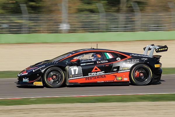 Lamborghini Super Trofeo Intervista