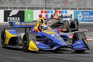 IndyCar Kwalificatieverslag IndyCar Long Beach: Rossi troeft Penske-wagens af voor pole