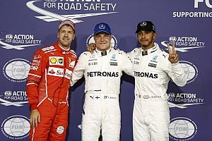 Formula 1 Hasil Grid start balapan GP Abu Dhabi 2017
