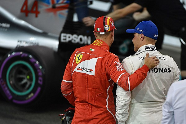 Mercedes и Ferrari решили не придавать значения итогам Абу-Даби